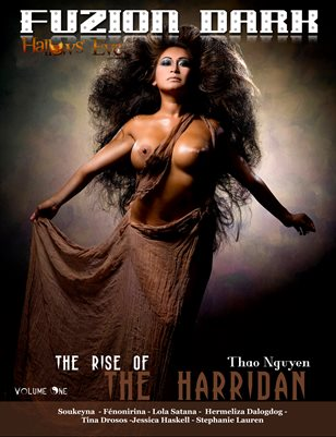 Fuzion Dark: Thao Nguyen Hallows'Eve Cover 1 Vol.1