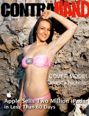 Contraband Magazine June 2010