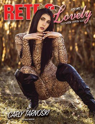 Halloween 2020 - VOL 21 – Carly Tarnoski Cover