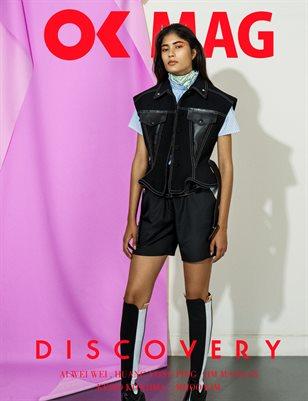 OK Mag #12 - Discovery - Yasmin Morais