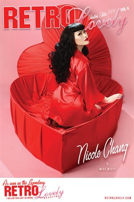 Nicole Chang Cover Poster