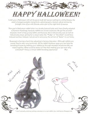 Halloween with Kusanagi and Satan