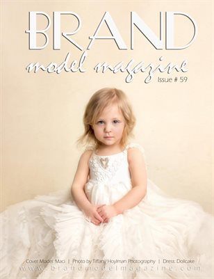 Brand Model Magazine  Issue # 59