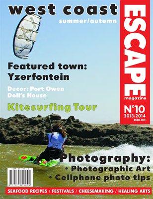 Escape Magazine Issue10