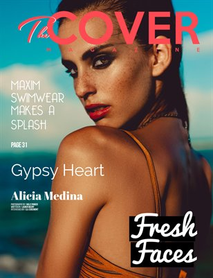 The Cover Magazine Issue # 1 Fresh Faces