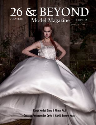 26 & BEYOND Model Magazine Issue #15
