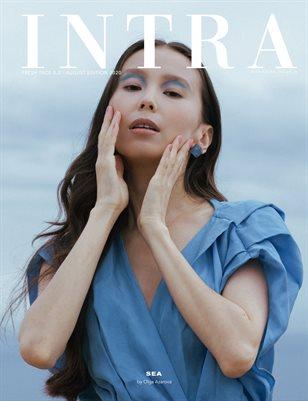 Issue 15 | Fresh Faces 0.2 | Cover 3- Olga Azarova