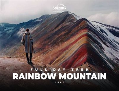 The Rainbow Mountain Trek