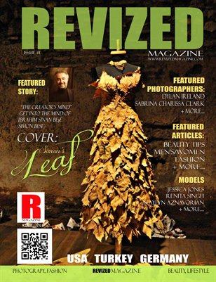 Revized Magazine - March Issue