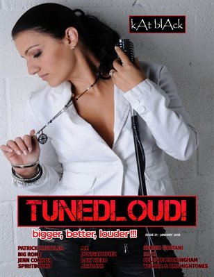 TunedLoud Magazine January 2018