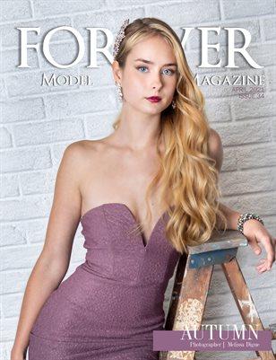 FOREVER Model Magazine Issue 34