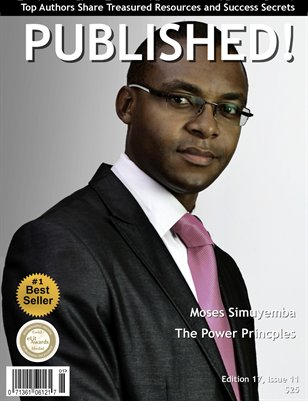 PUBLISHED! featuring Dr. Moses Simuyemba
