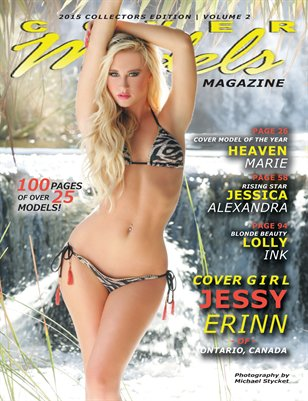 Cover Models Magazine Vol. 2