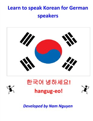 Learn to Speak Korean for German Speakers