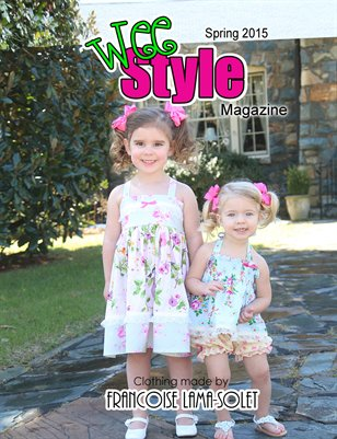 2015 Spring Wee Style Magazine