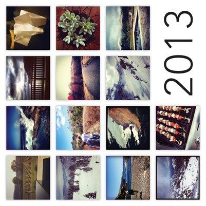 2013 Calendar (Square)