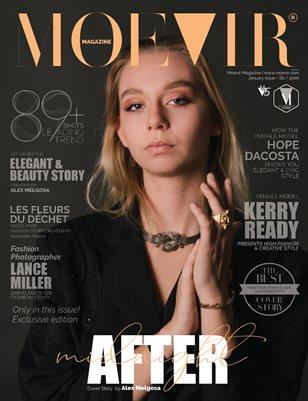 #7 Moevir Magazine January Issue 2020