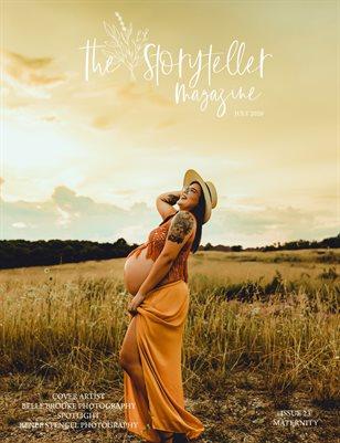 The Storyteller Magazine Issue #23- Maternity