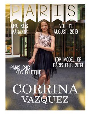 Corrina Vazquez