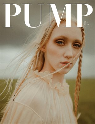 PUMP Magazine - The Minimalist Edition - Vol. 8