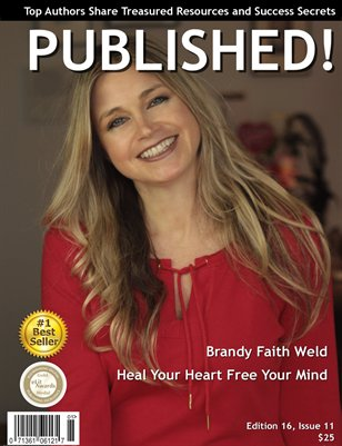 PUBLISHED! featuring Brandy Faith Weld