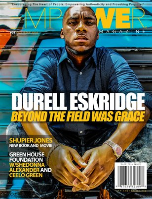 EMPOWER MAGAZINE: DURELL ESKRIDGE FALL 16