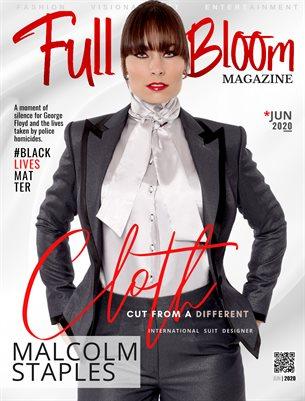 Full Bloom Magazine Edition 25 Malcolm Staples