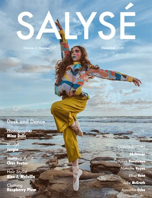 SALYSÉ Magazine | Vol 4 : No 117 | December 2018