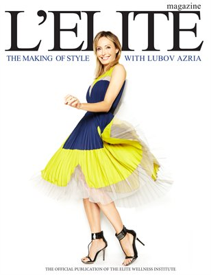L'ELITE MAGAZINE STYLE ISSUE