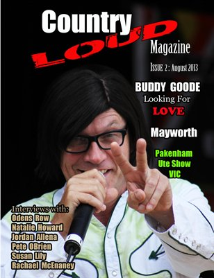 Country Loud Magazine Issue 2