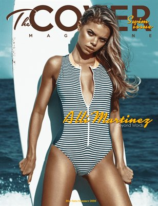 The Cover Magazine Issue # 3 Swim Issue
