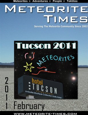 Meteorite Times Magazine - February 2011