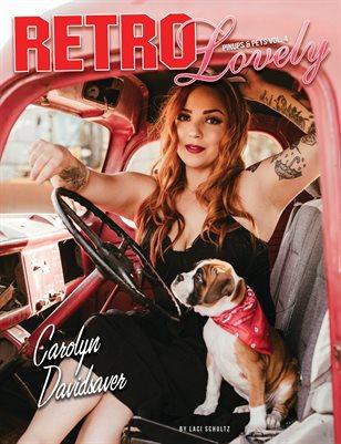 Pinups and Pets Volume No.4 – Carolyn Davidsaver Cover