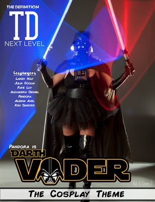 TDM Pandora Cosplay VOl.1 Cover2