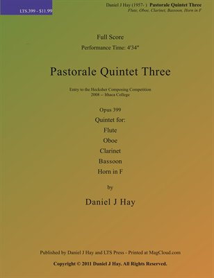 Pastorale Quintet Three