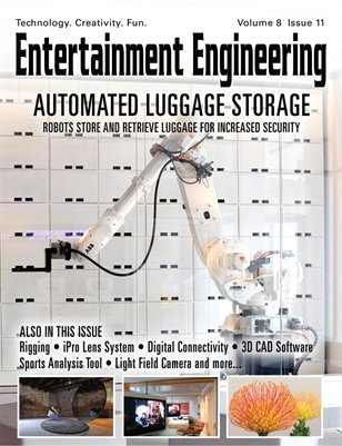 Automated Luggage Storage
