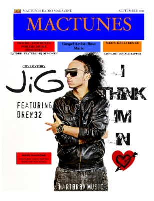 MACTUNES MAGAZINE, SEPTEMBER 2011