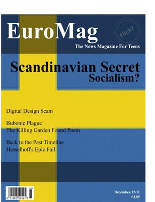 EuroMag by Willam M, Guillermo M., and Preston F.