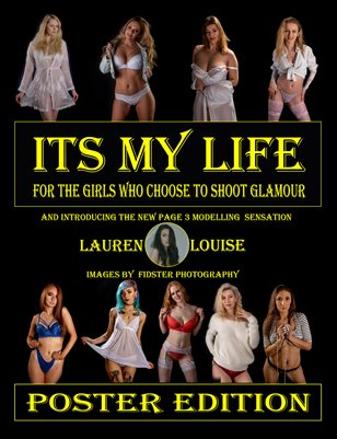 Its My Life poster edition