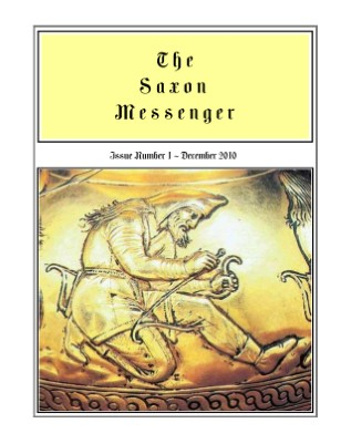 The Saxon Messenger, December 2010