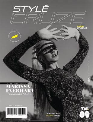 JANUARY 2021 Issue (Vol: 89) | STYLÉCRUZE Magazine