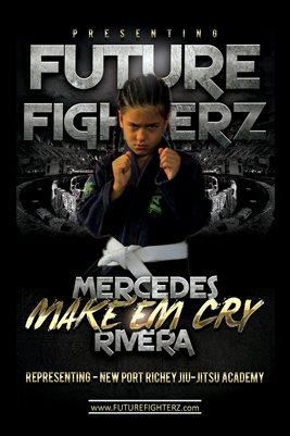Mercedes Rivera Arena Poster