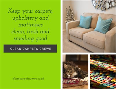 Clean Carpets Crewe