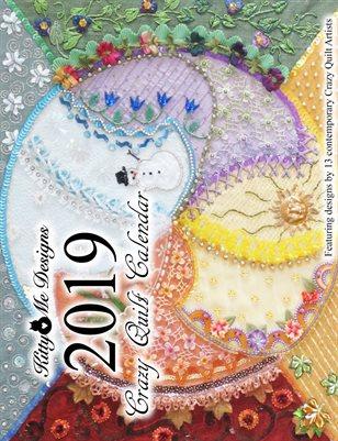 2019 Crazy Quilt Calendar