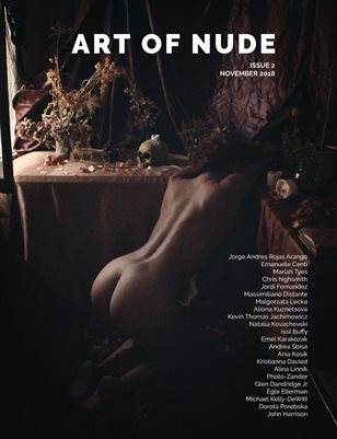 Art Of Nude - Issue 2