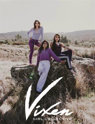 Vixen Girl Collective Magazine April 2021 Open Theme Issue vol 2