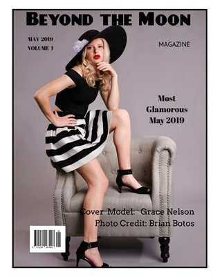 Beyond the Moon Magazine, Most Glam May 2019-1