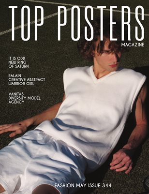 TOP POSTERS MAGAZINE - FASHION MAY (Vol 344)