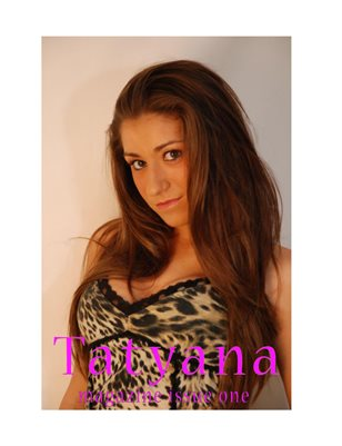 Tatyana Magazine Issue One