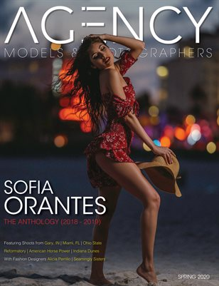 ANTHOLOGY - The Book of Sofia - AGENCY Magazine